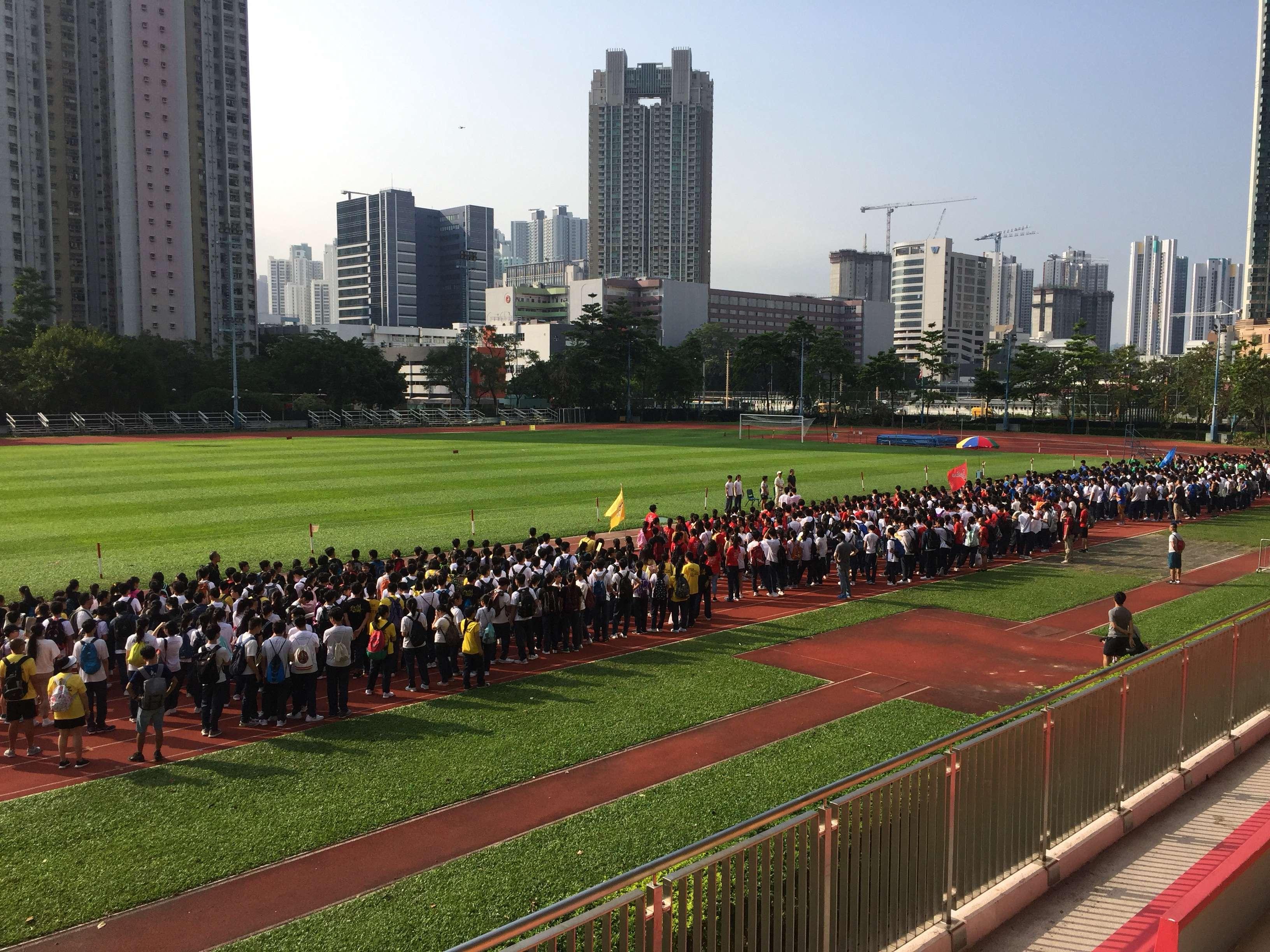 Athletics Meet Day 1 Highlight