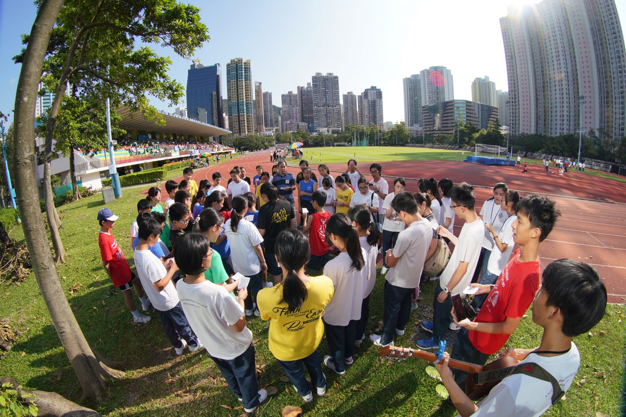 Athletics Meet Day 2 Highlight