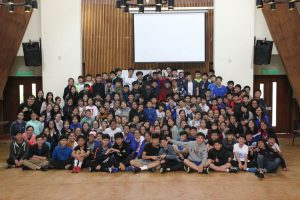 S2 Easter Camp