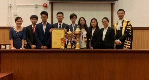 Mock Trial Team 2018-2019_Competition Results
