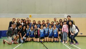 Congratulations to our Girls Grade C Volleyball Team